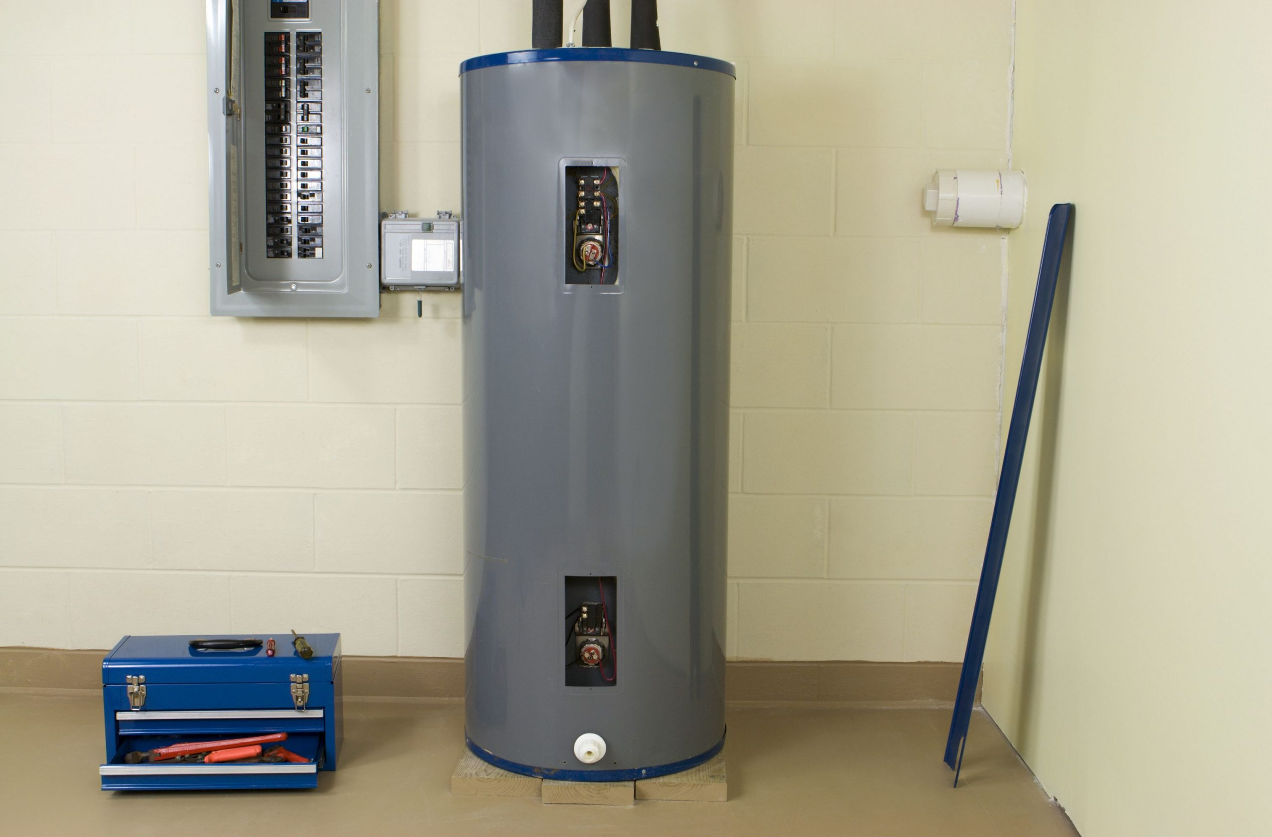 How can I tell if I need a water heater replacement?